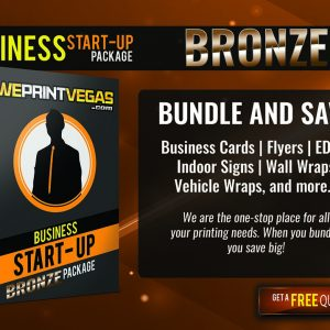 Bronze bundle package