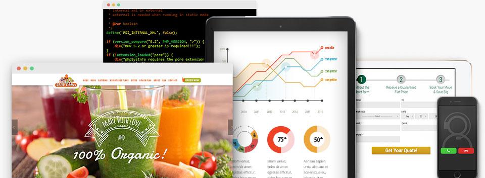 websites sample