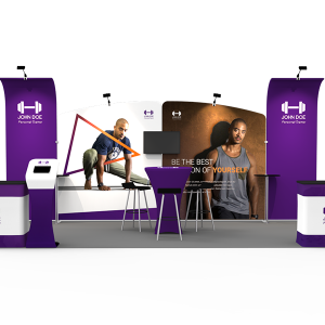 booth display