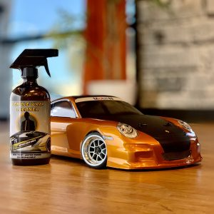vehicle wrap cleaner