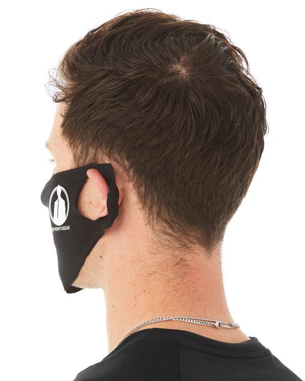 face mask side back